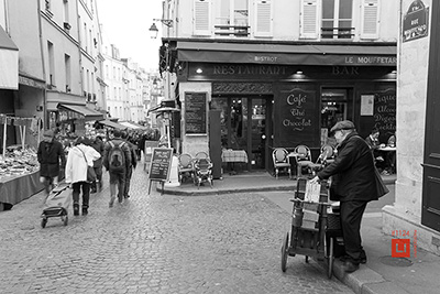 street photography paris 5eme